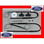 Ford Mondeo 4 4/5D Zestaw kpl przód ELE L